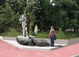 Паметник на Страхил войвода ще изградят във Ветрен, събират дарения