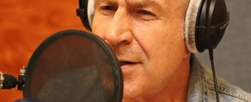 Актьорът Добрин Досев вече има и песен