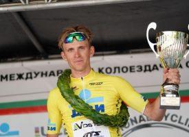Патрик Стош е големият шампион в 67-мата Обиколка на България