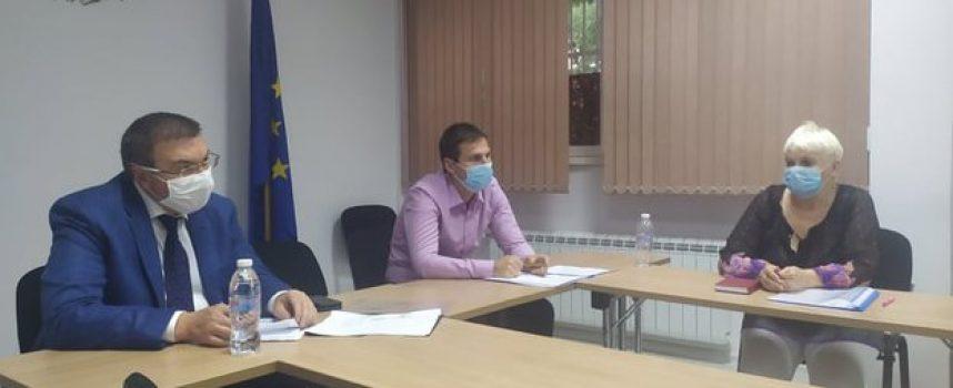 Министър Ангелов: Направена е организация за непрекъсната работа на филиала за спешна помощ в Пазарджик