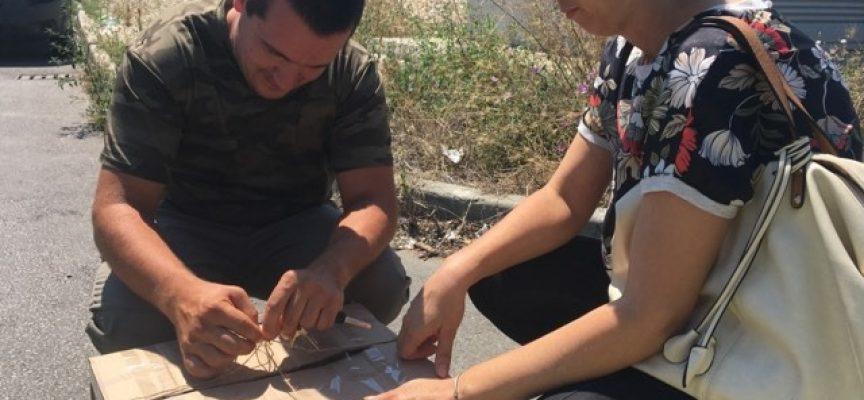 Септември: Валя Ал Самара спаси защитена Синявица