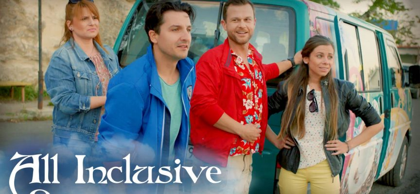 """В петък: Криско се появява в заснетия във Велинград втори сезон на """"All Inclusive"""""""