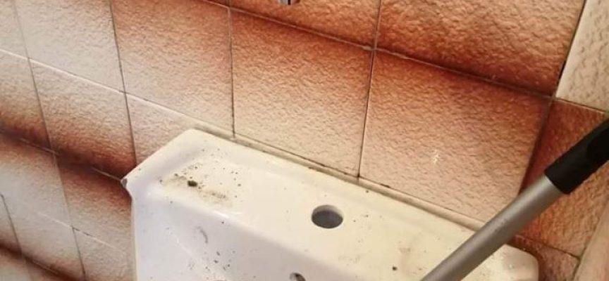 """Кой посегна на тоалетната в църквата """" Свети Пророк Илия"""" в село Дорково?"""