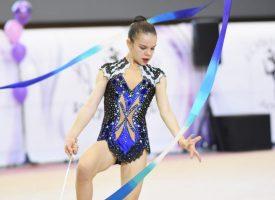 """Дара Стоянова е вицешампионка с пет сребърни медала от Държавното първенство – категория """"Елит"""""""