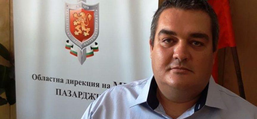 Погребват комисар Телбизов в Хаджиево
