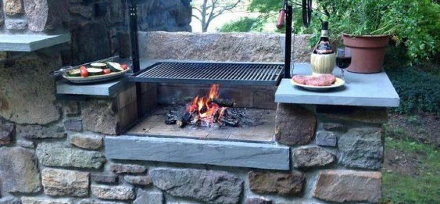 Няколко идеи за барбекю в задния двор