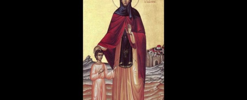 Днес да почерпят Теодора, Теди, Дора, Теодор, Тео и Теа, църквата почита Теодора Александрийска