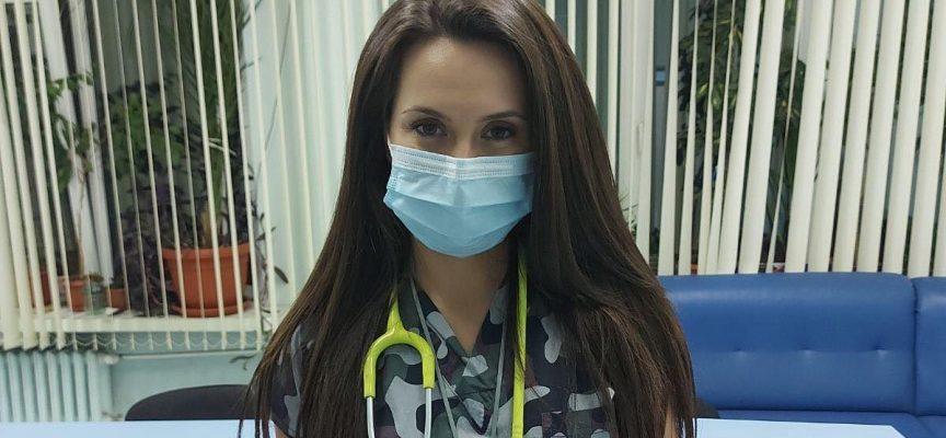 Те ни лекуват: Д-р Варта Шопова отново влезе в Ковид реанимацията на МБАЛ – Пазарджик