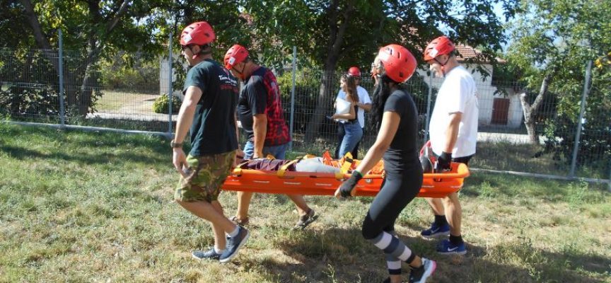 Доброволци се обучаваха в Бошуля