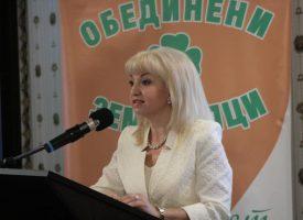 Петя Ставрева призова да отстояваме българските приоритети в еропейския дневен ред