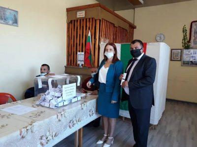 Васка Рачева е новият кмет на Септември