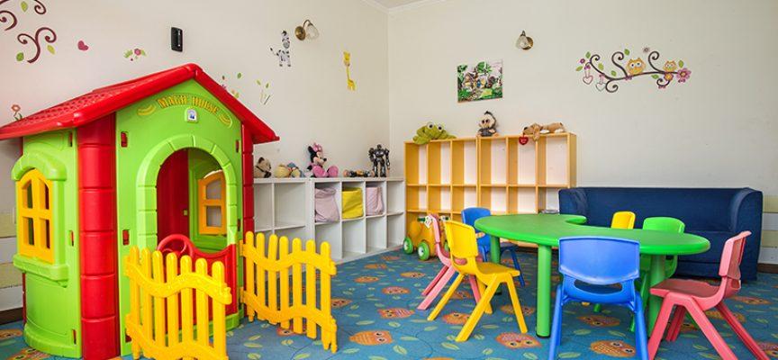 От днес работодателите могат да кандидатстват за изграждане на детски кътове във фирмите