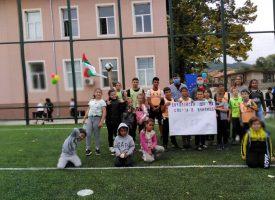 Нова спортна площадка зарадва децата на Церово