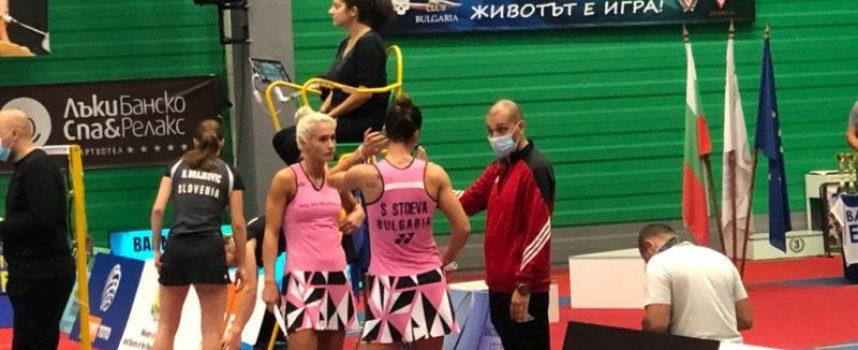 """Сестри Стоеви отвяха конкуренцията на """"Forca"""" Bulgarian international"""