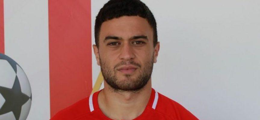 Ново лице във ФК Хебър