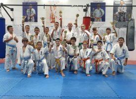 11 медала за каратеките на Торнадо от националното първенство в Шумен