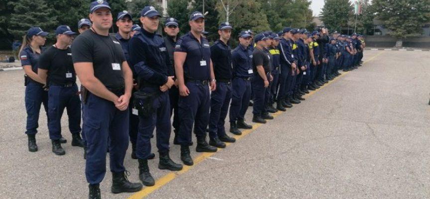 Специализирано занятие се проведе в Полицейското