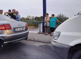ПТП затапи моста на Марица, шофирайте внимателно