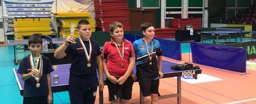 """Над 60 деца в турнира по тенис на маса """"Млади надежди"""""""