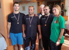 Шест клуба на националния турнир по шоудаун в общината
