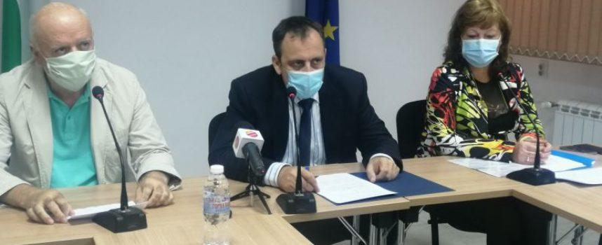 Йордан Кожухаров: Непрекъснато извършваме проверки за спазването на мерките