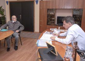 Т. Попов: Искаме Пазарджик да стане център на изнесено обучение към Пловдивския медицински университет