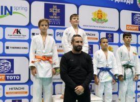 Един златен и два бронзови медала за СК Кодокан от Държавния шампионат