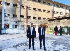 Затворниците ще учат в осем класни стаи, стягат им и физкултурен салон