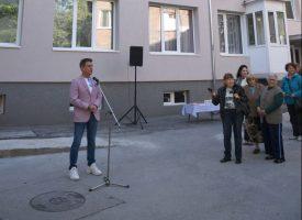 Тодор Попов: Санирането на поредните 14 жилищни сгради е хубав щрих в модерния изглед на града ни