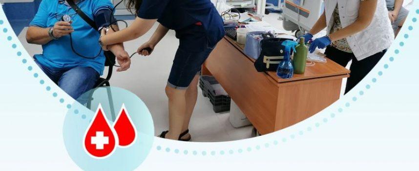 """Кръводарителска акция ще има на 21 октомври в """"Уни Хоспитал"""""""