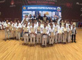 """Невероятен успех за младите на СК """"Кодокан"""""""