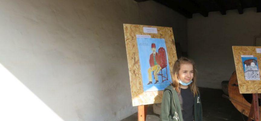 """Изложба с рисунките от конкурса """"Пещерските будители"""" ще бъде открита на 24 ноември"""