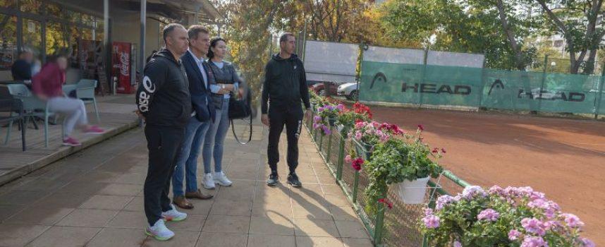 Тодор Попов: Пазарджик е домакин на поредния силен турнир по тенис