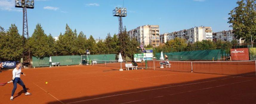 Българка на финал на двойки на международния тенис турнир в Пазарджик