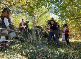 Филм за Карабунар снимат в селото