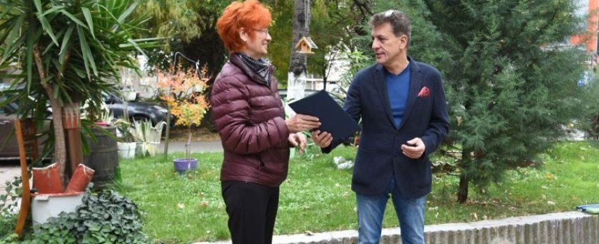 Тодор Попов: Стимулираме добрия пример и сме убедени, че физическата среда променя манталитета на хората
