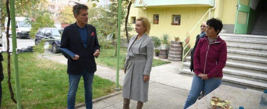 Тодор Попов: Вие сте пример как грижата за красивата околна среда създава и добри отношения между хората