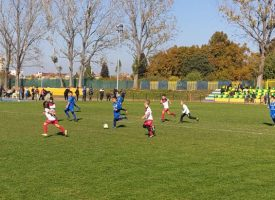 Силен футболен турнир за деца в Пазарджик, Локомотив (Пловдив) стана шампион