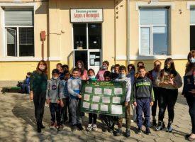 """Четвъртокласници от Черногорово – """"Клас на месеца"""""""