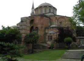 Пътувай с мен: Храмът Карие в Константинопол