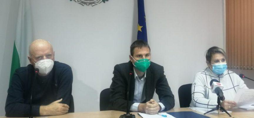 Командироват лекари и сестри от всички болници в МБАЛ – Пазарджик
