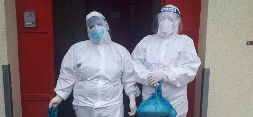 #ХапкаНадежда днес достигна до 82-ма медици