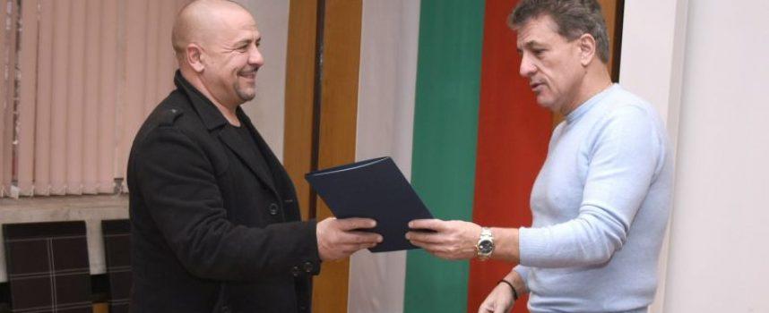 Тодор Попов към спортисти държавни шампиони: Важно е да станете добри състезатели, но и добри хора!