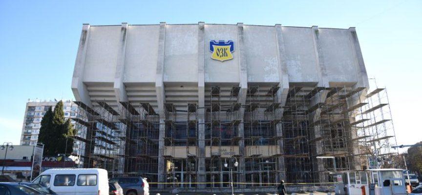 Тодор Попов: Започваме ремонт на покрива и фасадата на Спортната зала