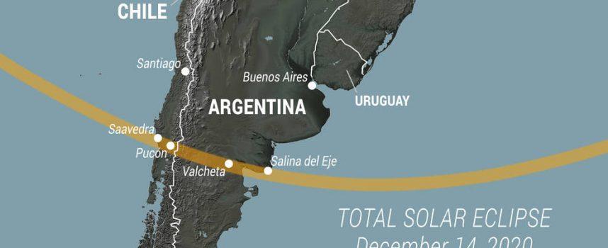 УТРЕ: НАСА ще излъчва слънчевото затъмнение от камери в Чили