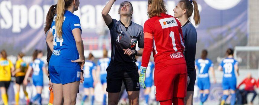 Кристина Георгиева е в списъка на футболните съдии в Европа за 2021