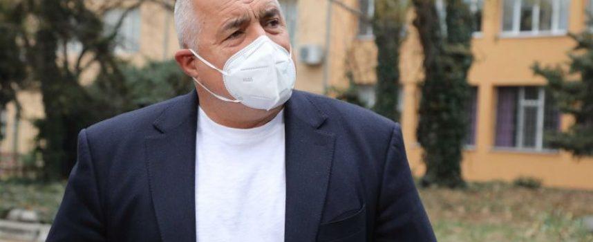 Премиерът Борисов инспектира новите инсталации на депото в Пазарджик