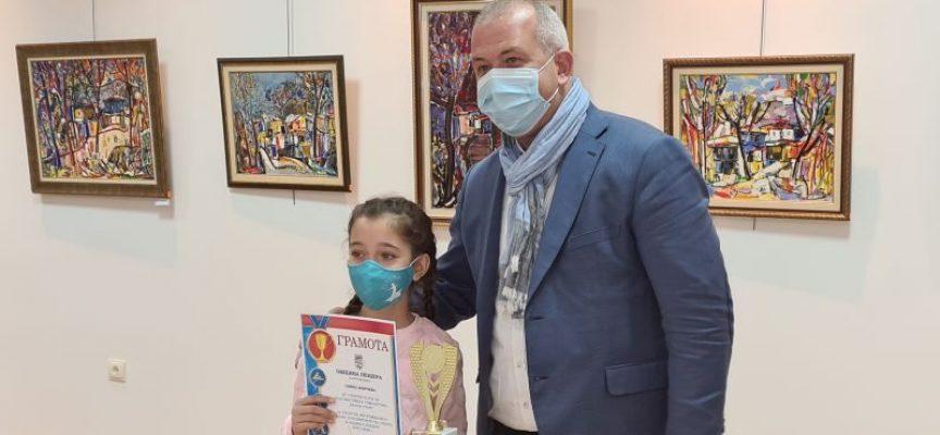 Кметът на Пещера награди изявени спортисти