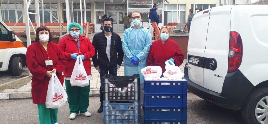 """Дежурство на Рождество: Тайгър мес поема щафетата в """"Подкрепи медиците"""""""