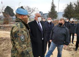 Строят шест нови обекта за специалните сили в Црънча, Борисов и Каракачанов на инспекция днес